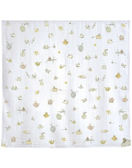 Star Gazing Organic Cotton Swaddle/Muslin